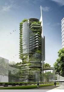 aquaponie urbaine ville du futur