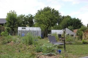 Walipini la serre souterraine pour cultiver toute l 39 ann e for Jardin urbain permaculture
