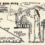 Walipini, la serre souterraine pour cultiver toute l'année