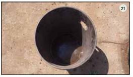 Guide pas à pas dans la construction d'une unite aquaponique classique NFT et DWC (102)