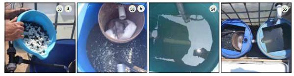 Guide pas à pas dans la construction d'une unite aquaponique classique NFT et DWC (121)
