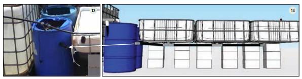 Guide pas à pas dans la construction d'une unite aquaponique classique NFT et DWC (130)