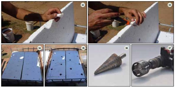 Guide pas à pas dans la construction d'une unite aquaponique classique NFT et DWC (138)