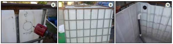 Guide pas à pas dans la construction d'une unite aquaponique classique NFT et DWC (78)