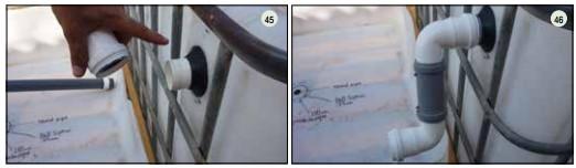 Guide pas à pas dans la construction d'une unite aquaponique classique NFT et DWC (86)