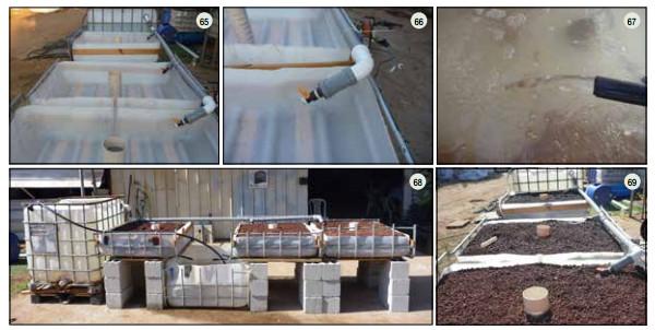 Guide pas à pas dans la construction d'une unite aquaponique classique NFT et DWC (93)