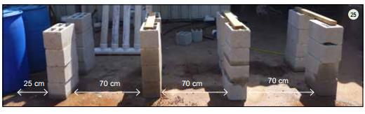 Guide pas à pas dans la construction d'une unite aquaponique classique NFT et DWC (105)