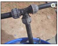 Guide pas à pas dans la construction d'une unite aquaponique classique NFT et DWC (132)