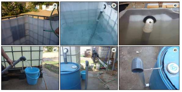 Guide pas à pas dans la construction d'une unite aquaponique classique NFT et DWC (139)