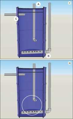 Guide pas à pas dans la construction d'une unite aquaponique classique NFT et DWC (63)