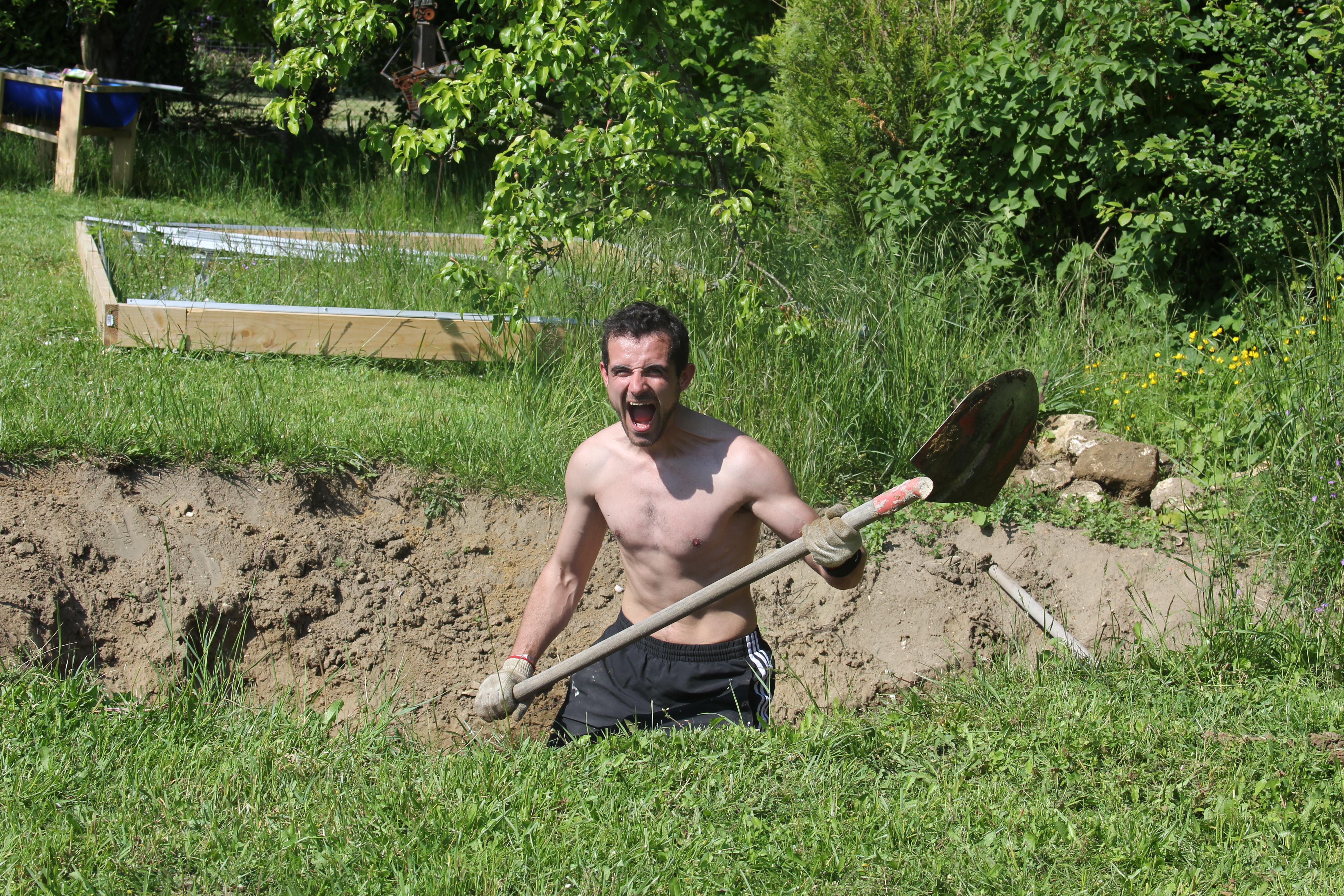 Construire Son Bassin De Jardin faire un bassin artificiel dans son jardin - aquaponie