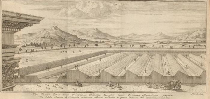 Source : dans «Les murs de culture améliorés» de Nicolas Fatio de Duillier, 1699